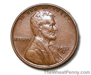 1931 D Wheat Penny