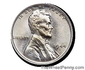 1944 Steel Penny