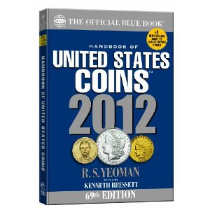 2012 Handbook of U.s. Coins: Blue Book